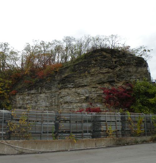 McKees Rock mounds